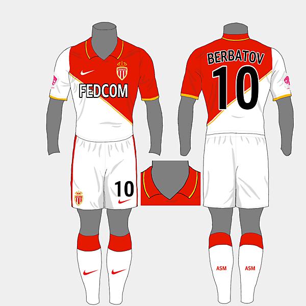 Crimson League [Matchday 9] AS Monaco Home