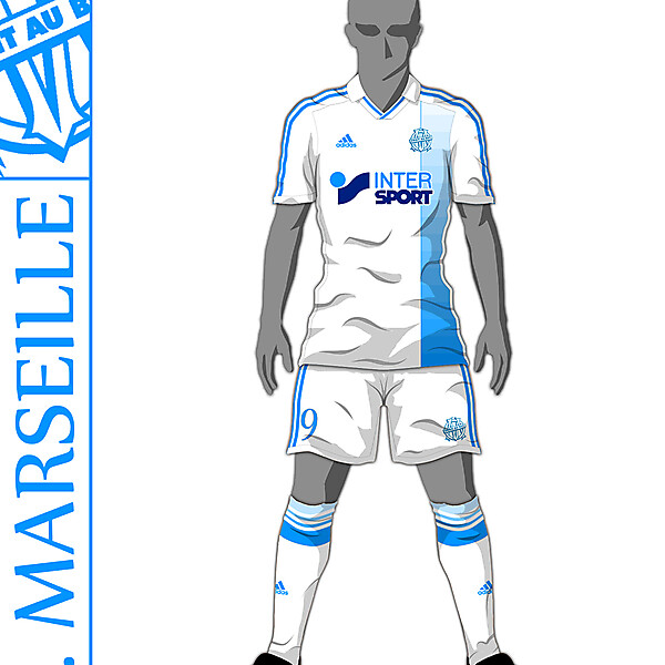 Olympique de Marseille-Lorenzo Marini, Matchday 9 - Crimson League