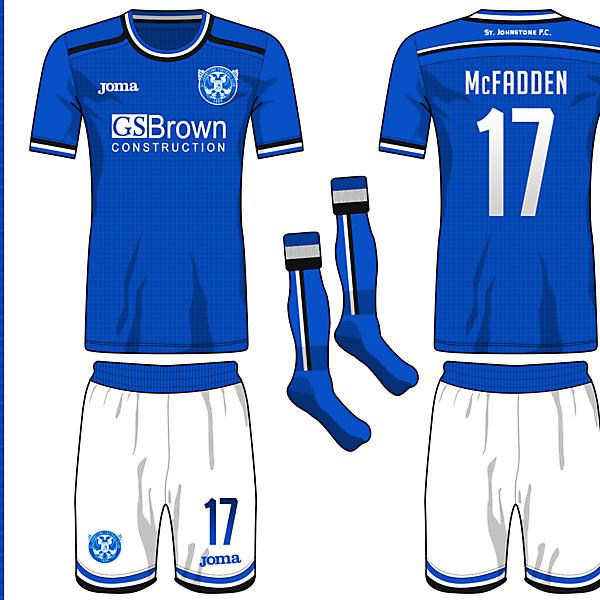 St. Johnstone F.C. - Azure League