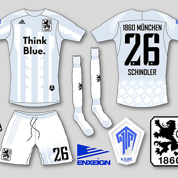 TSV 1860 MUNCHEN HOME KIT