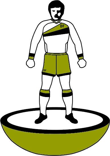 DesignFootball Home Kit for TFA