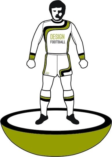 DesignFootball Home Kit 2 for TFA