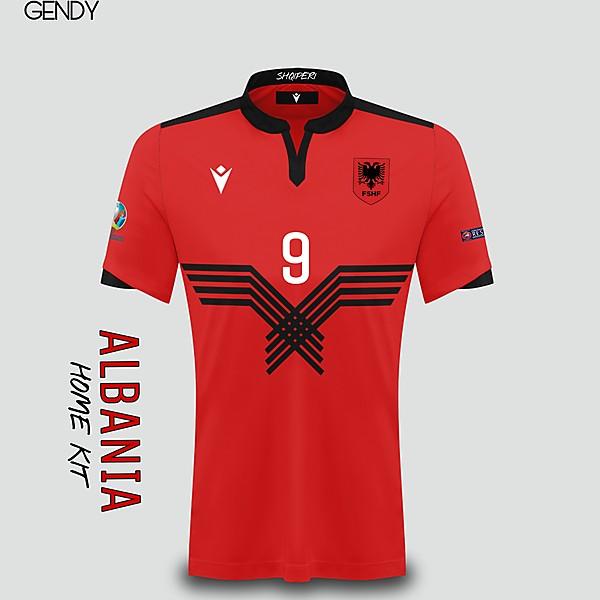 Albania - Home Kit