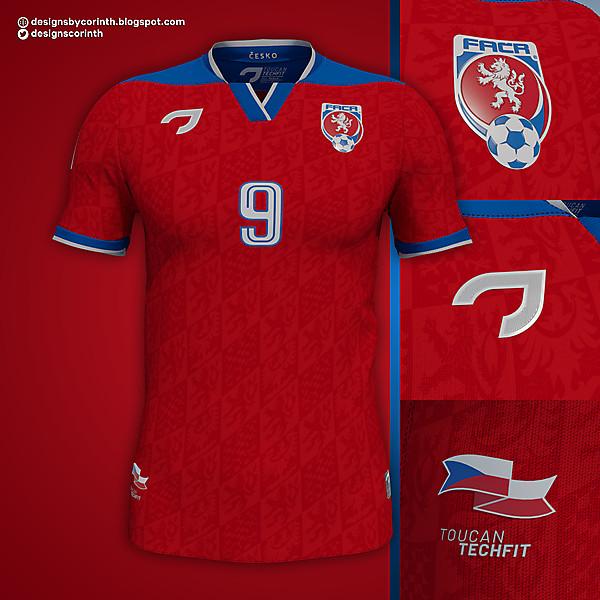 Czechia | Home Shirt