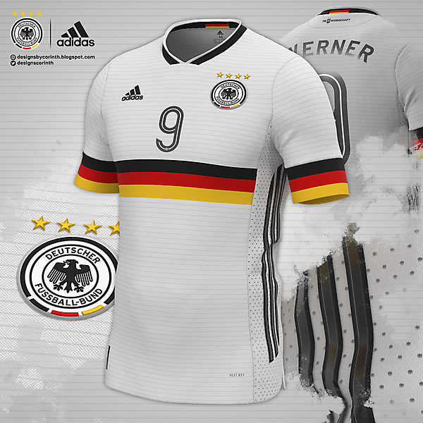 Germany | Home Shirt