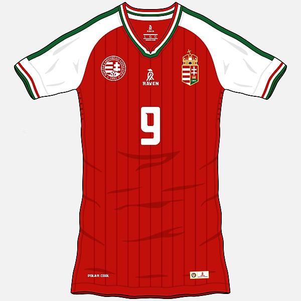 HUNGARY Home kit.