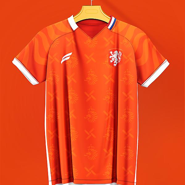 Netherlands - Home Shirt