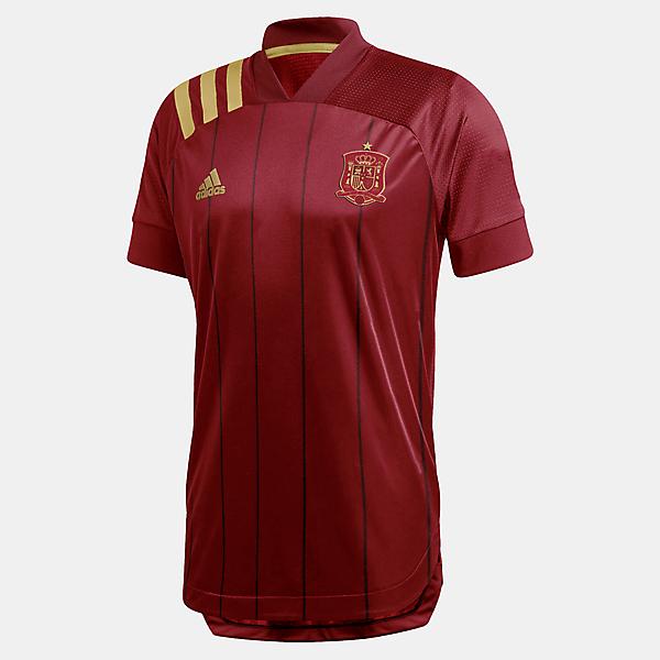 Spain - Home kit