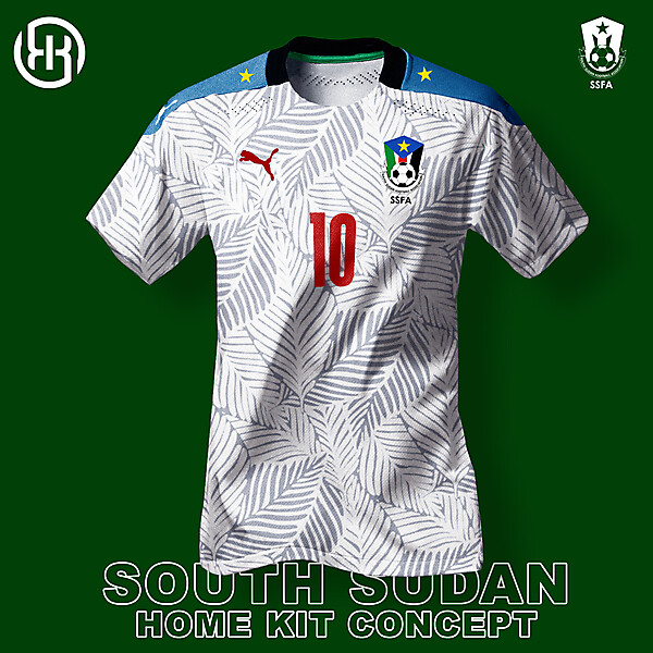 South Sudan | Home kit concept