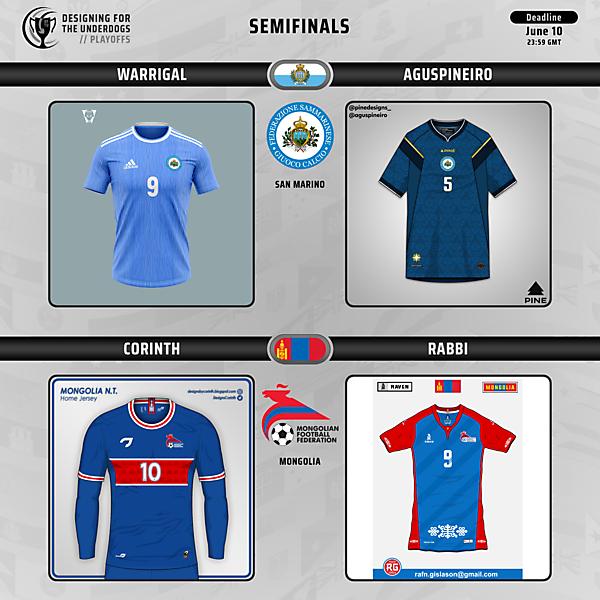 Semifinals // Voting