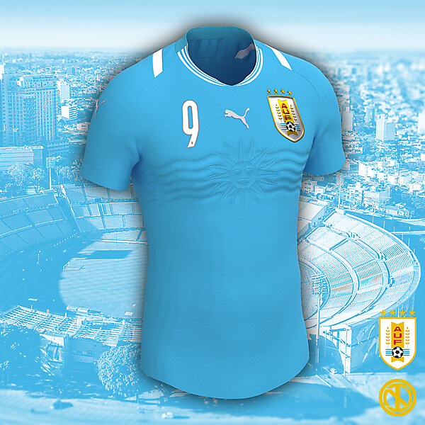 Uruguay | Home Kit Concept