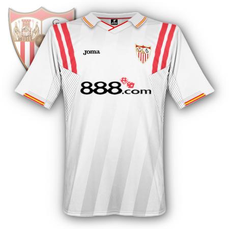 Sevilla jersey