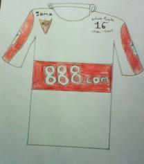 Sevilla kit compeitition