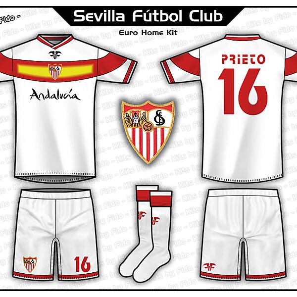 Sevilla FC Kits