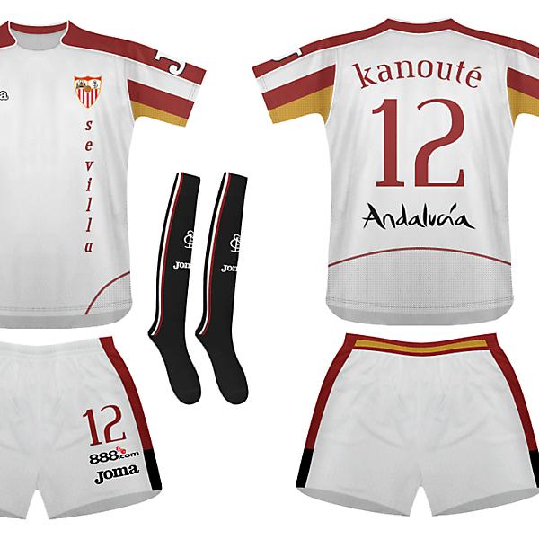 Sevilla Home Kit by StarSky