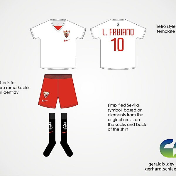 Sevilla Home Kit by Gerhard Schlee