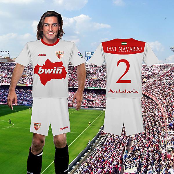 My Sevilla Kit