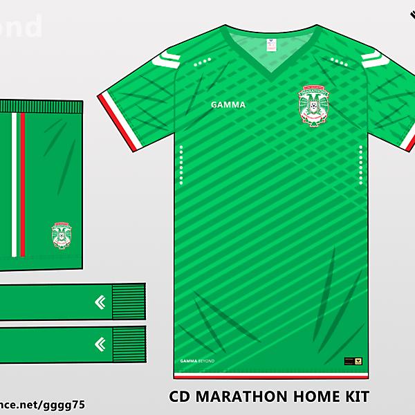 cd marathon home kit