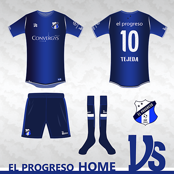 El Progreso Home kit