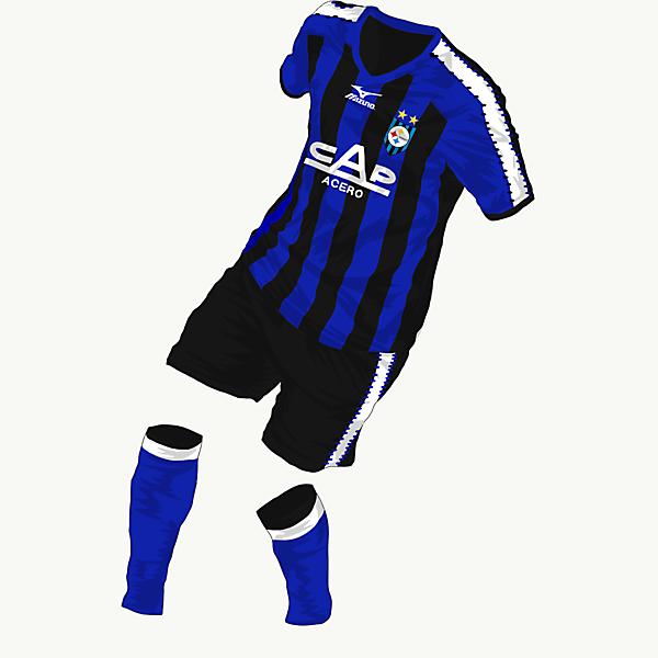 Huachipato FC Home Kit