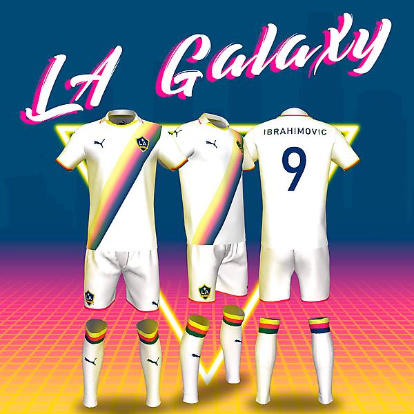 LA Galaxy - Home