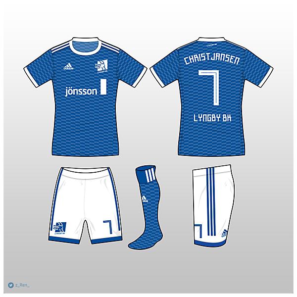 Lyngby BK - Home Kit