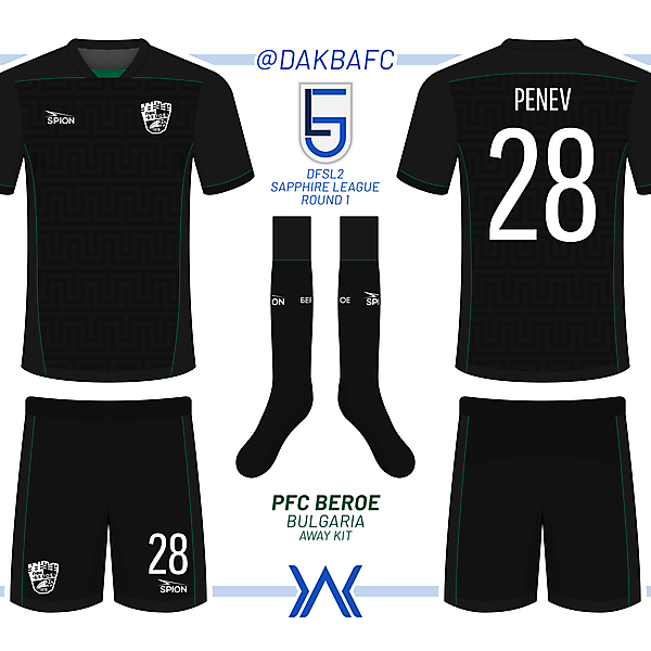 PFC Beroe DFSL2 R1
