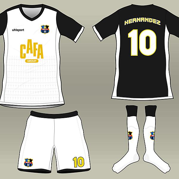 Zulia FC Away Kit