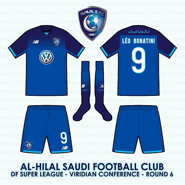 Al-Hilal F.C. Home - New Balance
