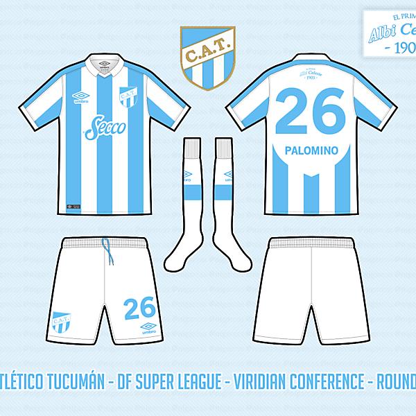 Atlético Tucumán Home - Umbro