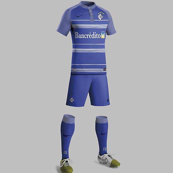 CS Cartaginés - Away kit (sajjadAZ)