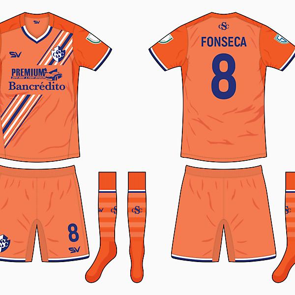 CS Cartagines Away Kit - DF Super League