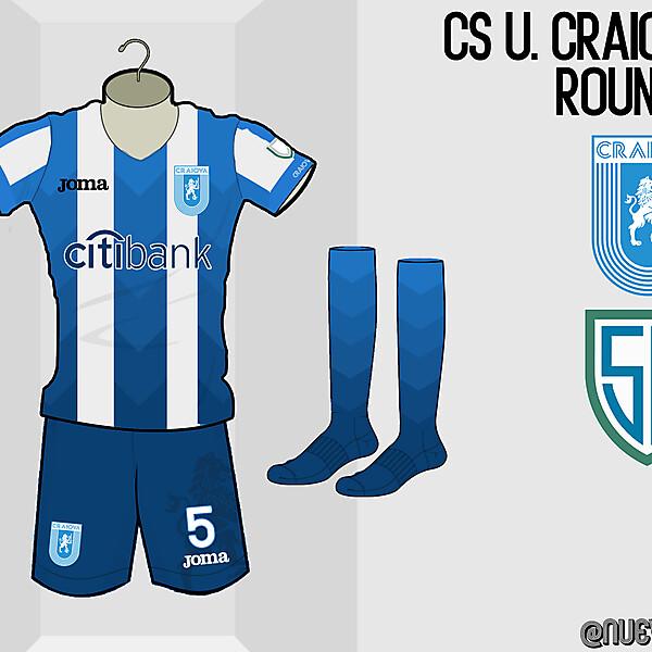 CS U Craiova Home - Matchday 2