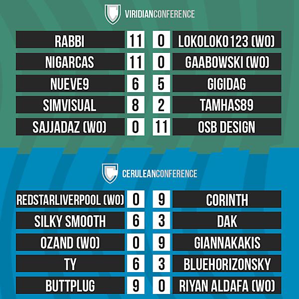 DFSL Round 5 Results