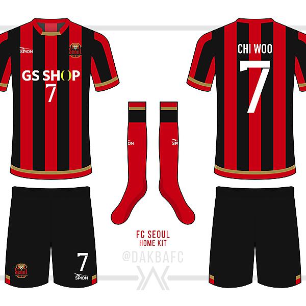 FC Seoul - DFSL R6