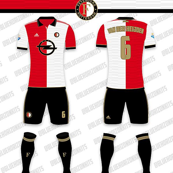 Feyenoord Home Kit