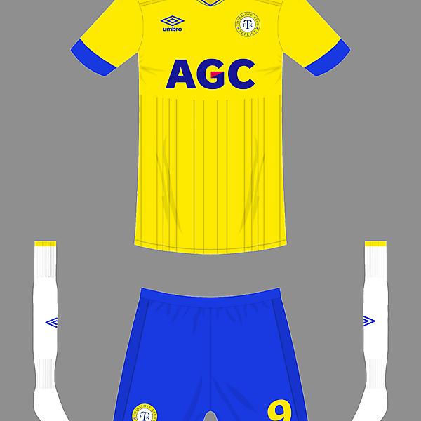 FK Teplice home kit
