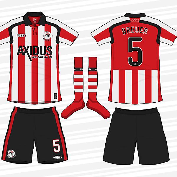 Sparta Rotterdam - Home Kit
