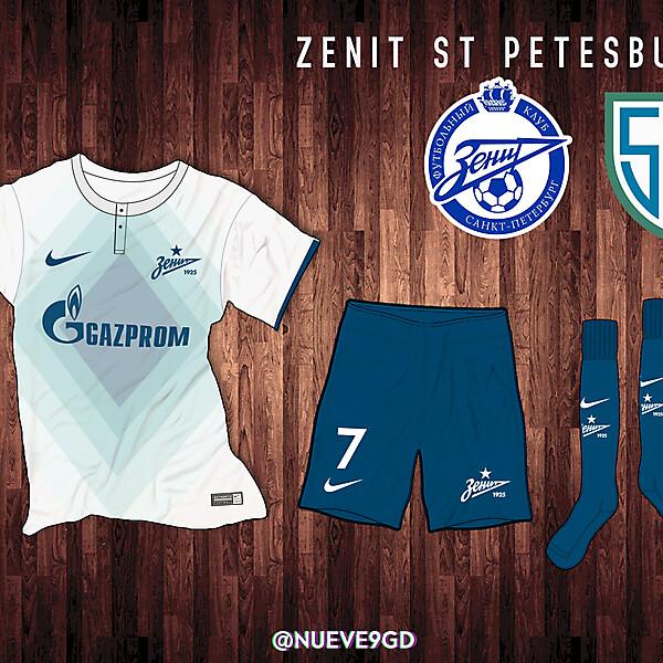 Zenit St. Petesburg Away - DFSL