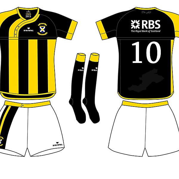 East Fife 110th Anniversary Competition (closed)
