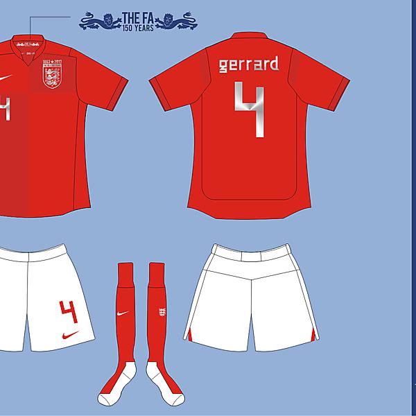 England Nike Away ver 01