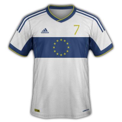 Europe - away