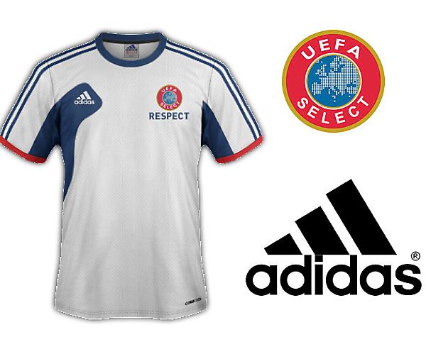 UEFA SELECT TRAINING KIT