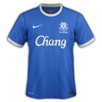 Everton Nike Kit Competition (closed)