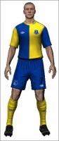 Everton 2014/15 Away Kit