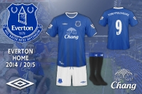 Everton Umbro Kit Design Competition (Closed)