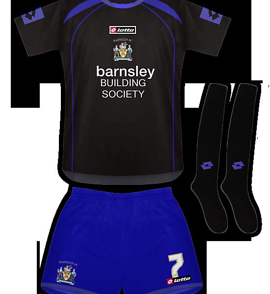 Barnsley 2008/09