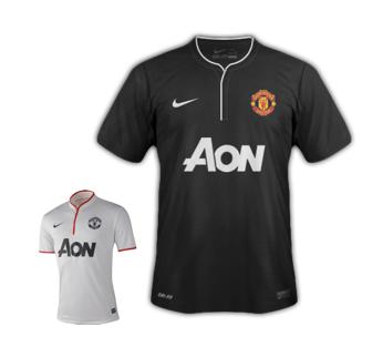 Man United 4th Kit 2012/13