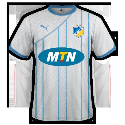 APOEL FC Alternate Kit