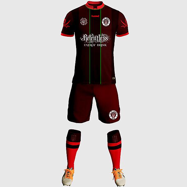 FC St. Pauli Away Kity